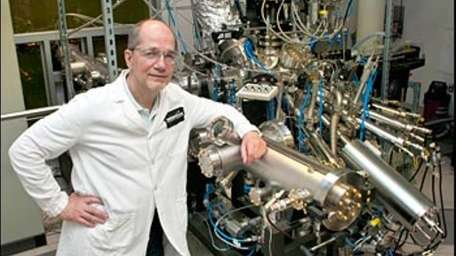 Brookhaven National Laboratory physicist Ivan Bozovic has been