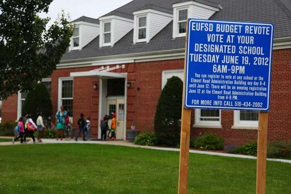 Long Island School Budgets