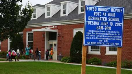 Gotham Avenue Elementary School in Elmont, New York