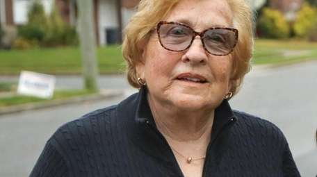 Marian Goldstein of Baldwin Harbor was diagnosed with