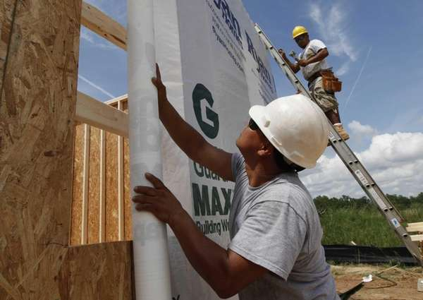 Building began on 3.2 percent more single-family homes