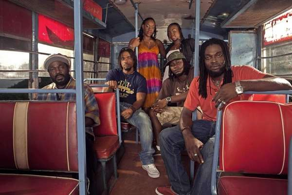 The Wailers, the group begun by Bob Marley