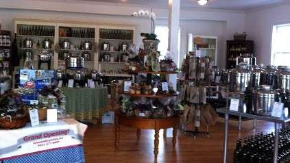Vines & Branches in Greenport sells olive oils
