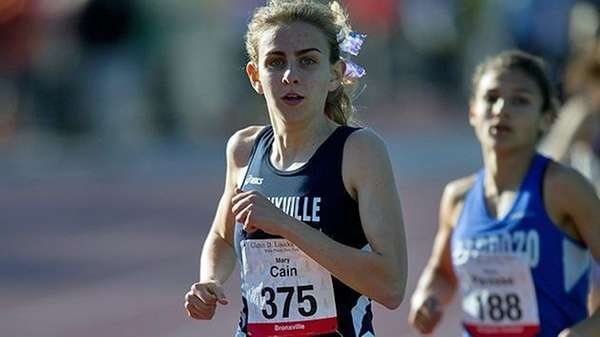 Bronxville track phenom Mary Cain's many records include