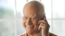 Larry Hagman as JR in the June 20