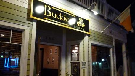 Buckley's Irish Pub in Center Moriches. (June 20,