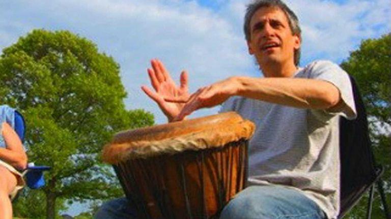 Rich Rivkin, organizer of the Long Island Sound