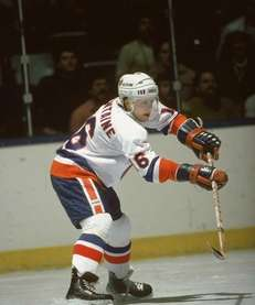 1983: PAT LAFONTAINE (3rd overall) Center Career Islanders