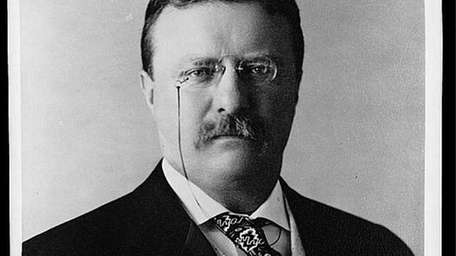 Theodore Roosevelt was the 26th president.