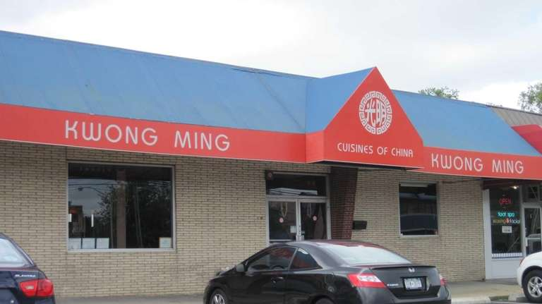 Serving authentic Chinese cuisine, Kwong Ming in Wantagh
