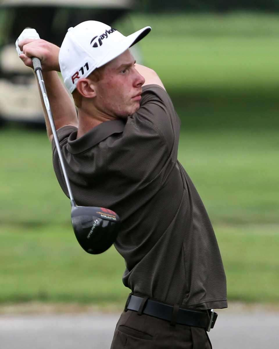 2012 ALL-LONG ISLAND BOYS GOLF SECOND TEAM Matt