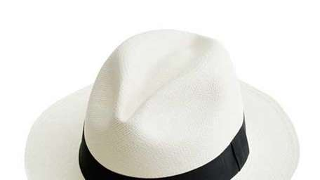 J. Crew Panama hat, $58