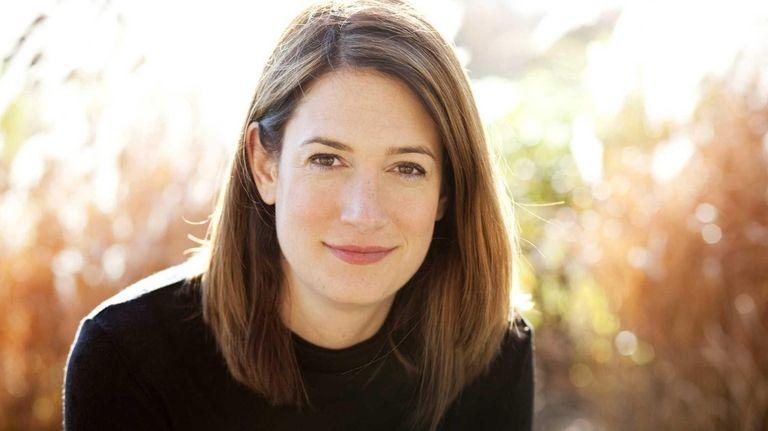 Gillian Flynn, author of