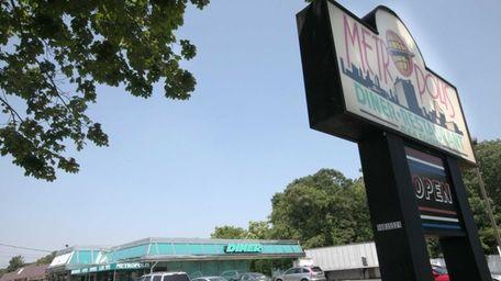 Metropolis Diner at 1711 Rte. 112 in Medford.