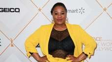 Adrienne C. Moore attends the 2018 Essence