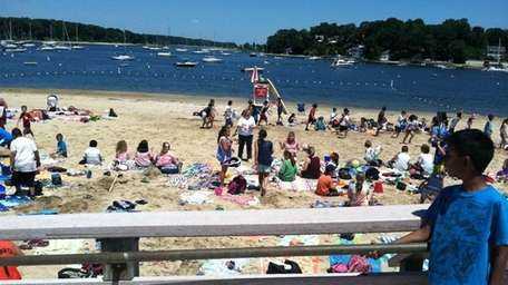 Southdown Primary Beach Day