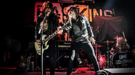 The Raskins will perform at Revolution Bar &