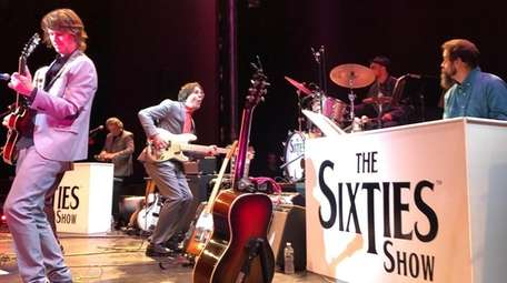 The Sixties Show will be performed at Bay