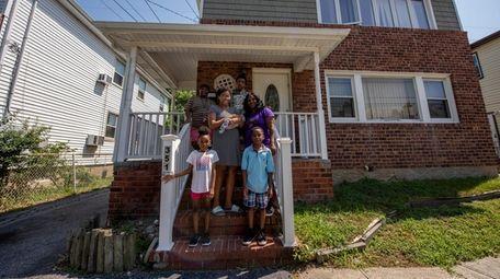 Ruth Smalls, 68; Jayda Smalls, 7; Shanti Martinez,