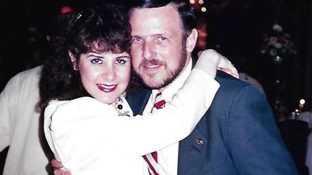 Elysa and Larry Parker, seen in a photo