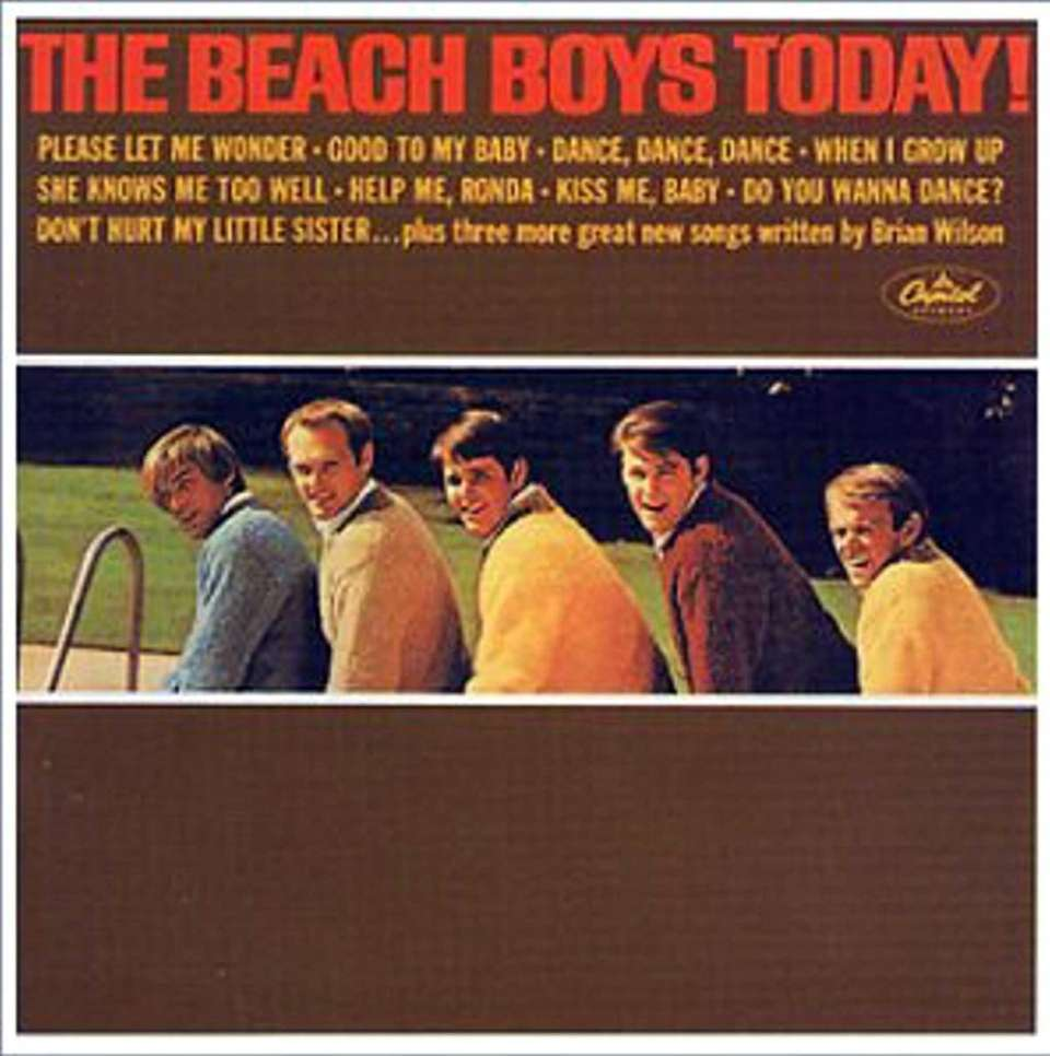 Cover of the Beach Boys album