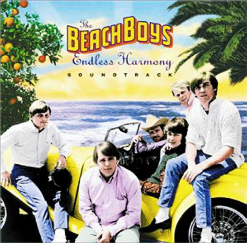 Cover of the Beach Boys album,