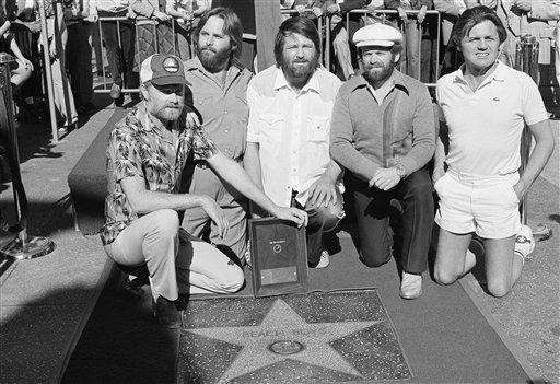 The Beach Boys celebrate 20 years of surfing