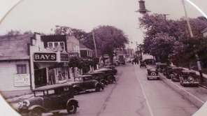 A photo of Montauk Highway in Hampton Bays