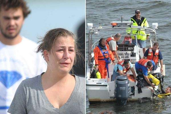 One person was killed in the waters off
