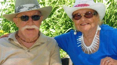 Arthur and Virginia Sheer as seen in