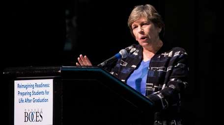 Randi Weingarten, president of the American Federation of