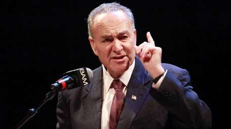 Sen. Schumer is a co-sponsor of a new