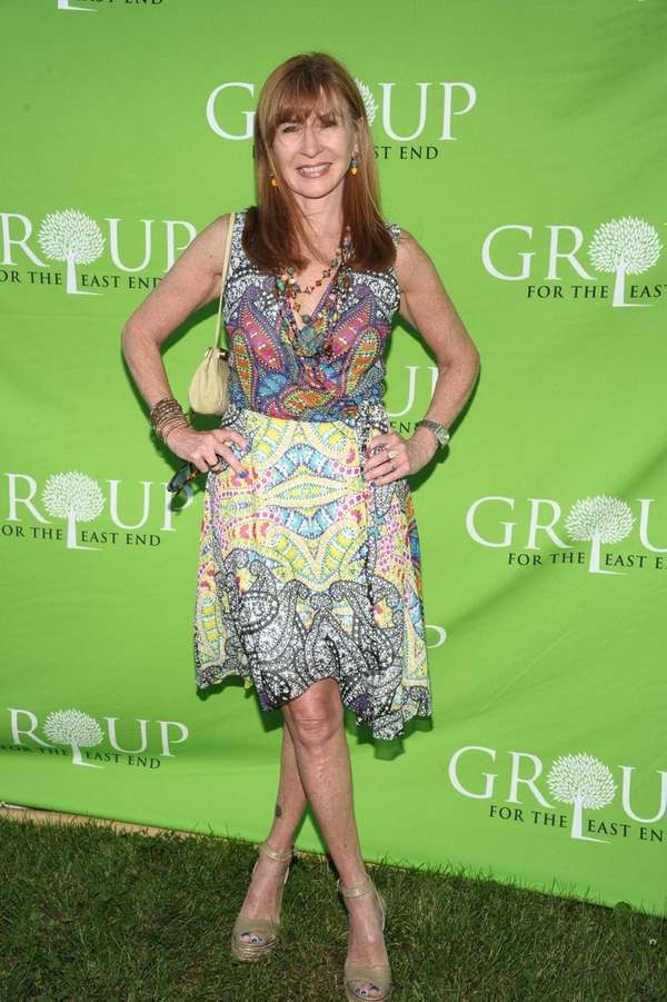 Fashion Designer Nicole Miller attends the Group for