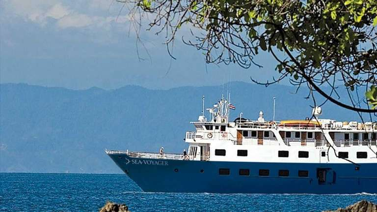 Sea Voyager Expeditions is offering up to 35