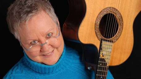 Folk singer Christine Lavin will perform as part
