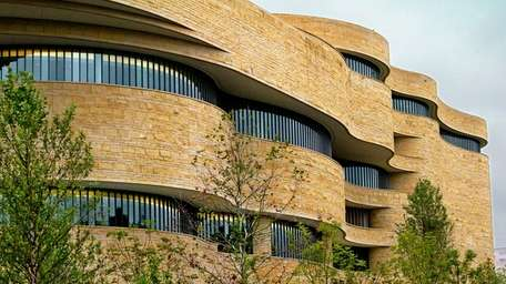 The Smithsonian's National Museum of the American Indian,