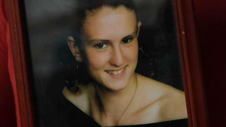 Brittany Walsh who was killed in a car