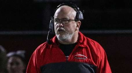 Plainedge head coach Rob Shaver has been suspended