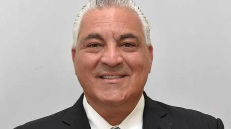 Andre Sorrentino is a Republican candidate for Huntington