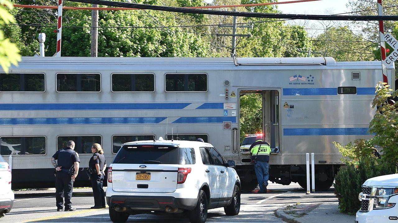 Report: Track circuit failure caused train derailment