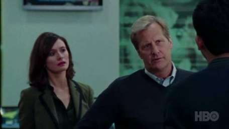 'Newsroom' creator Aaron Sorkin says he hopes the