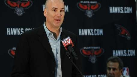New Atlanta Hawks president of operations and general