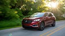 The Buick Enclave comes with enhanced features and
