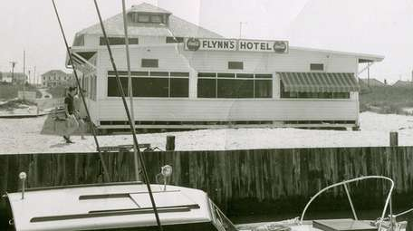 Flynn's Fire Island, a family-owned restaurant and marina