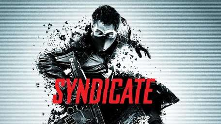 Syndicate is EA's cyberpunk shooter, where you are