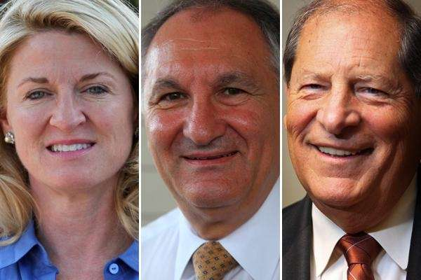 In the statewide U.S. Senate race, New York