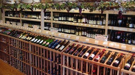 Long Island Wine & Spirit Merchants, of Commack,