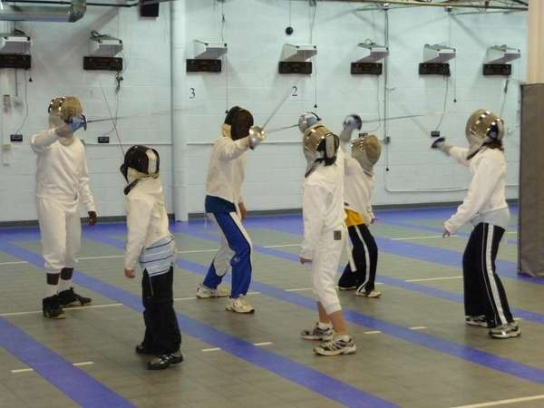 Island Fencing Academy in Plainview.