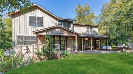 The Huntington home is on the market for