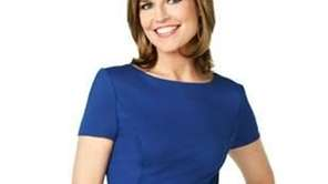 "Savannah Guthrie of the ""Today"" show in a"